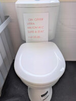 Vitra Milton WC Suite
